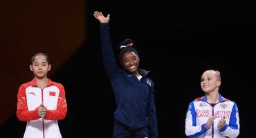 ¿Por qué es importante el quinto título Mundial All Around de Simone Biles?