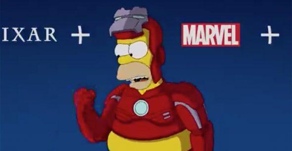 Disney anuncia la fecha de llegada de 'Los Simpson' a Disney+