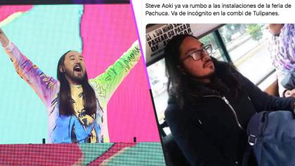 ¿Ahora aventará pastes? Steve Aoki tocará en Pachuca y por supuesto que el internet se volvió loco
