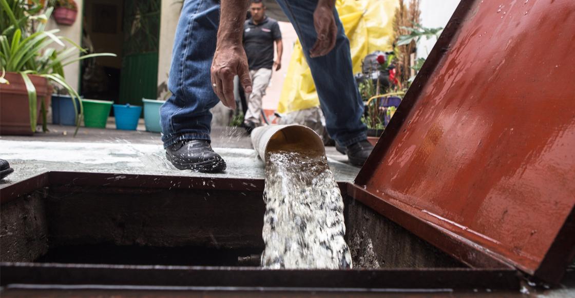 Reducción en el suministro de agua en CDMX se mantendrá hasta mayo del siguiente año