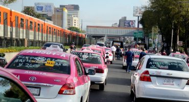 No son solo taxis: Los 7 problemas de movilidad en CDMX que urge resolver