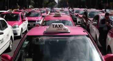 ¡Oh, aquí vamos! Taxistas volverán a manifestarse en la CDMX este 21 de octubre