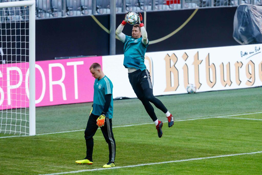 Ter Stegen negó tener problemas con Neuer y lamentó no enfrentar a Messi ante Argentina