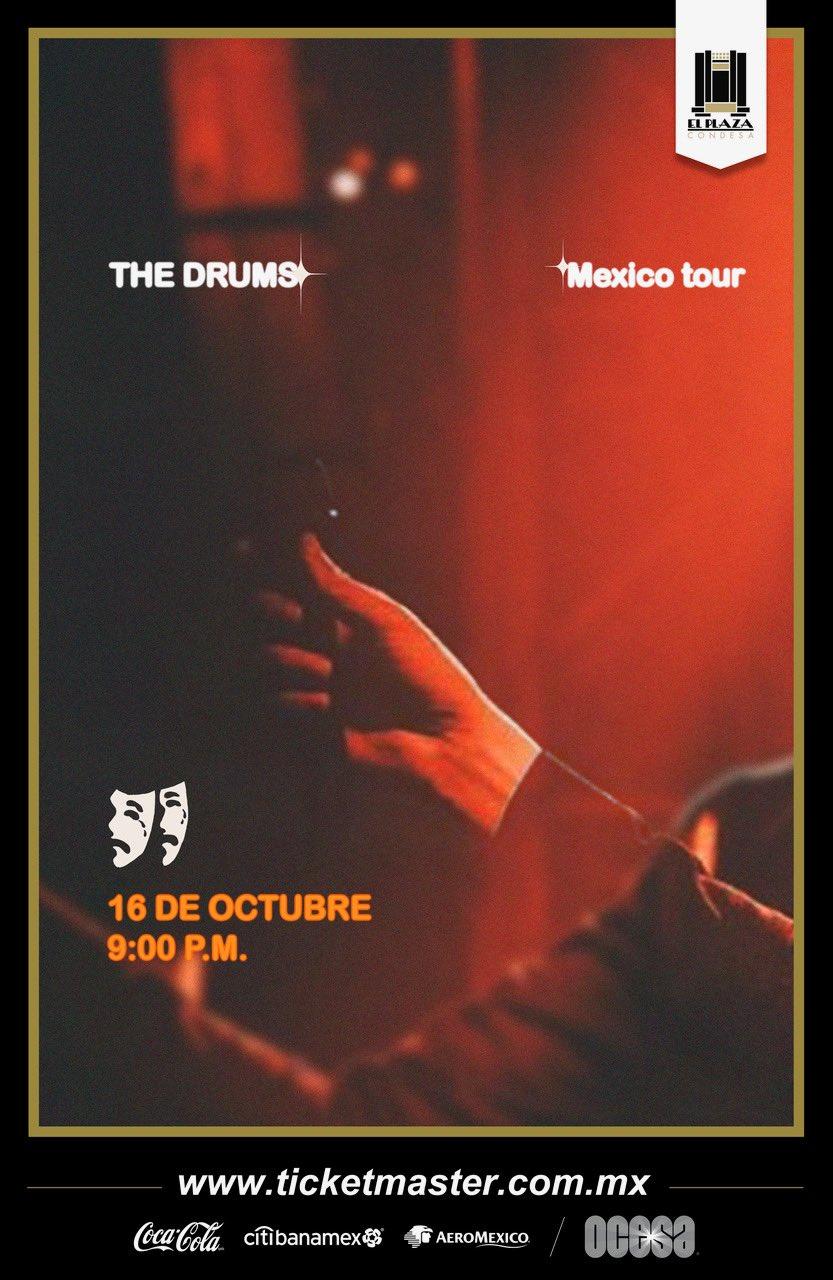 5 cosas con las que The Drums ha demostrado su infinito amor a México