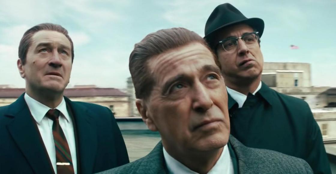 """¡Sí! Estos son los cines mexicanos a los que llegarán """"The Irishman"""" de Martin Scorsese"""