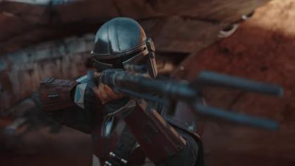 'Star Wars' continúa: Checa el nuevo tráiler de 'The Mandalorian' para Disney+