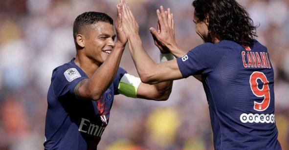 ¡Se desarman! Cavani y Thiago Silva dejarían al PSG el próximo verano