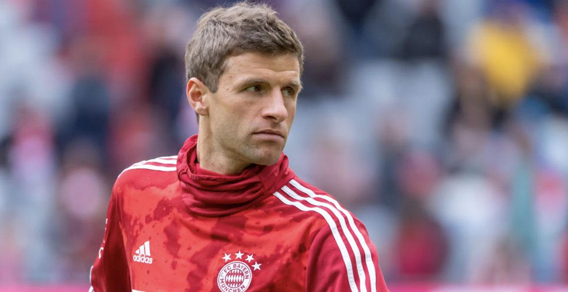 Thomas Muller habría pedido salir del Bayern Múnich por falta de protagonismo