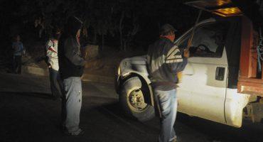 Se establece toque de queda en Apaxtla, Guerrero; hay amenazas del crimen organizado