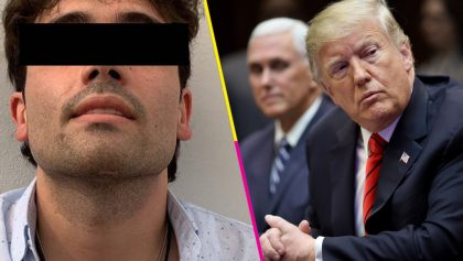 Trump se solidarizó con México tras lo ocurrido en Culiacán: AMLO