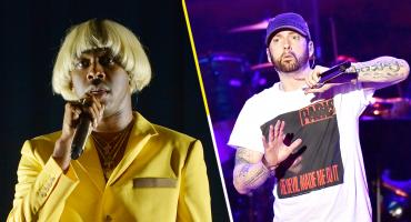 Qué manchado: Tyler, The Creator habla sobre la controversial letra que le dedicó Eminem