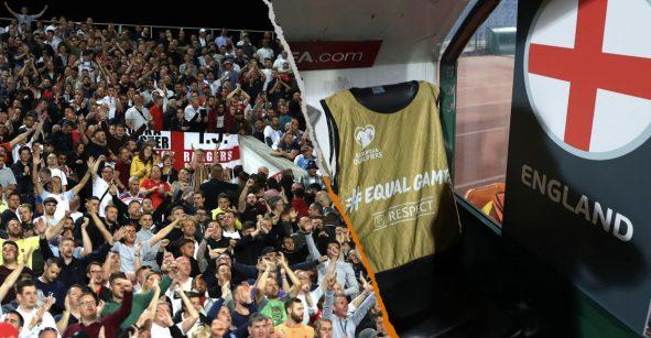 Bulgaria jugará a puerta cerrada tras gritos racistas a jugadores de Inglaterra