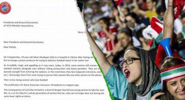 UEFA pide no jugar partidos internacionales en Arabia o donde discriminen a las mujeres