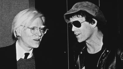 Todo un tesoro: Una profesora encontró canciones inéditas de Lou Reed escritas para Andy Warhol