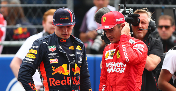 FIA sanciona a Verstappen y otorga la pole position a Charles Leclerc