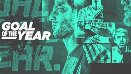 Ayuda a Carlos Vela a que su gol 'Maradoniano' sea el mejor del año en la MLS