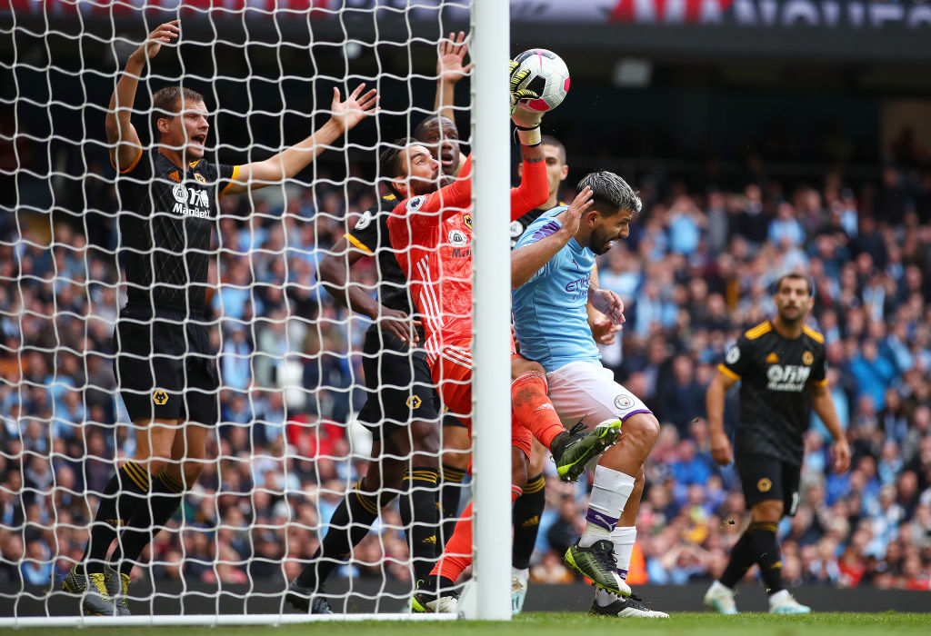 No es broma: Los Wolves de Raúl Jiménez vencieron al Manchester City