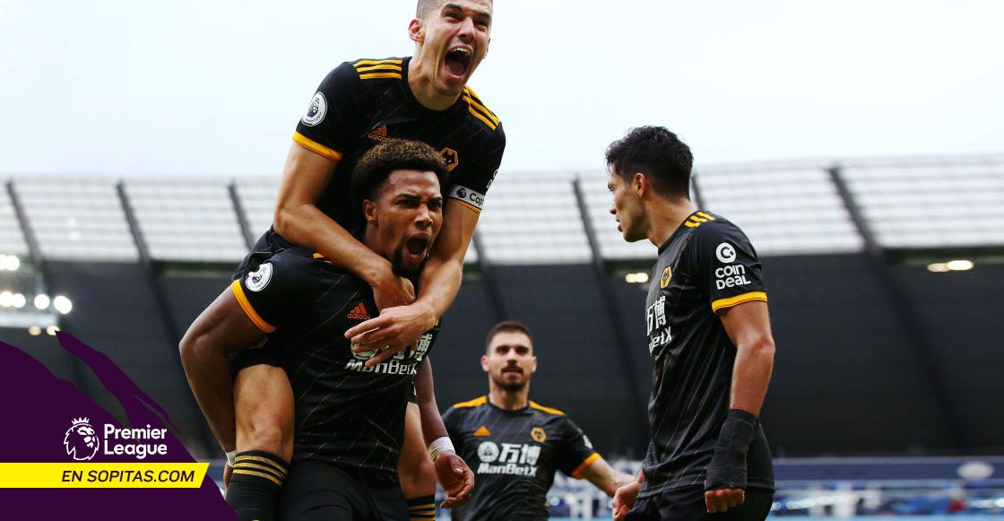 (VIDEO) DURA DERROTA: Manchester City cayó ante Wolverhampton de local