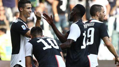 ¡Cristiano Ronaldo se estrenó en la Champions con golazo al Bayer Leverkusen!