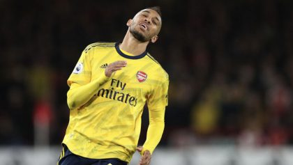 Arsenal pudo ser tercero de la Premier pero Sheffield les arruinó la fiesta