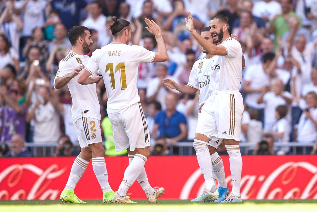 ¡Líderes! Benzema y Hazard guiaron la victoria del Real Madrid ante Granada