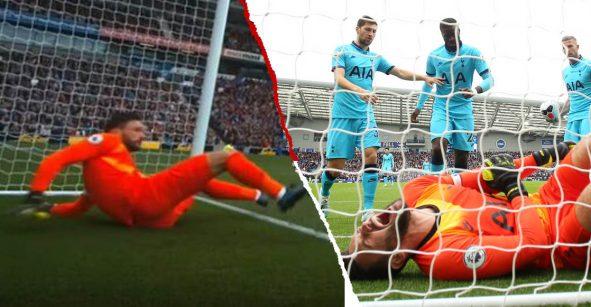 La escalofriante lesión de Hugo Lloris que puso a temblar a la Premier League