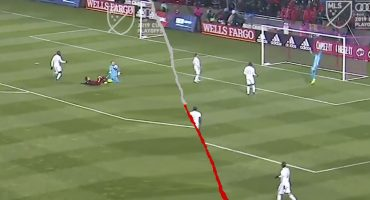 La espectacular intervención 'triple' de portero en la MLS que no le pide nada a Neuer