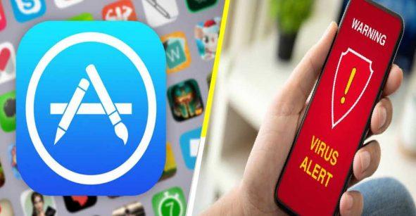 Apple eliminó 17 aplicaciones de su App Store por malware