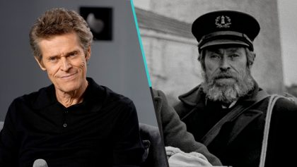 Willem Dafoe presentará 'The Lighthouse' en el Festival Internacional de Cine de Morelia 2019
