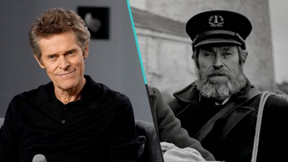 Willem Dafoe presentará 'The Lighthouse' en el Festival Internacional de Cine de Morelia 2019