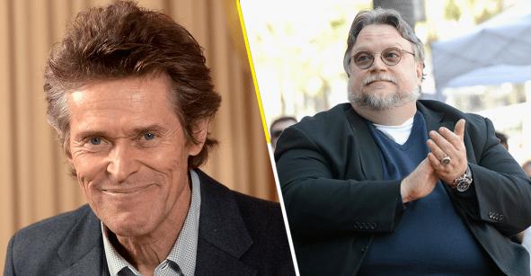 Willem Dafoe podría aparecer en 'Nightmare Alley' de Guillermo del Toro
