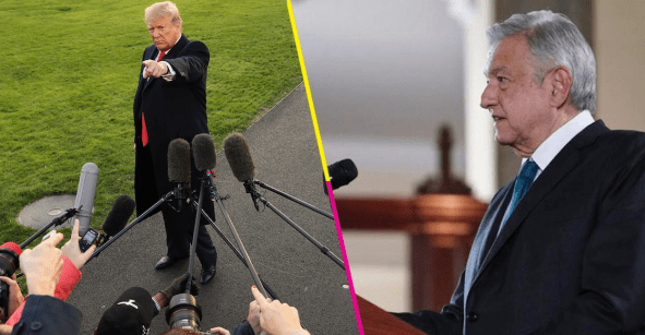 Visita de AMLO a Trump será el 8 y 9 de julio, confirma Marcelo Ebrard