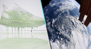 ¡Adidas y la Estación Espacial Internacional se juntan para probar productos en el espacio!