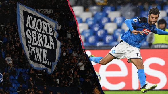 Una más: Aficionados llaman 'mercenarios' a jugadores del Napoli