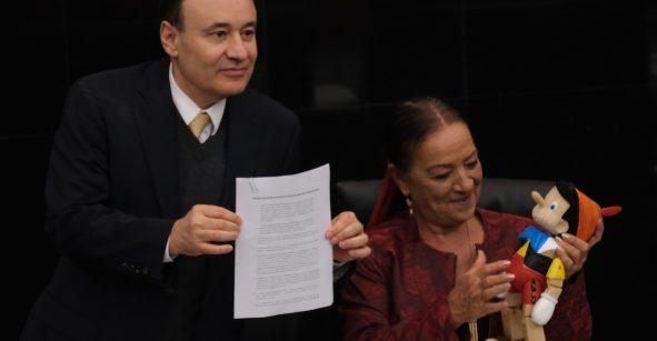 Ahhhh, qué jugada: Durazo adelantó renuncia y evitó comparecencia en el Senado
