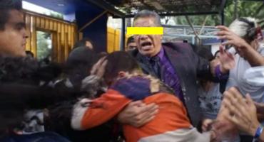 Alumnos del CCH Azcapotzalco expulsan a profesor señalado por acoso