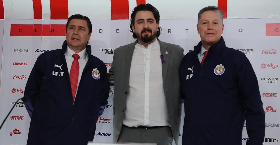 """""""Chivas no está a la venta"""": Amaury Vergara reafirmó que no venderá al Rebaño"""