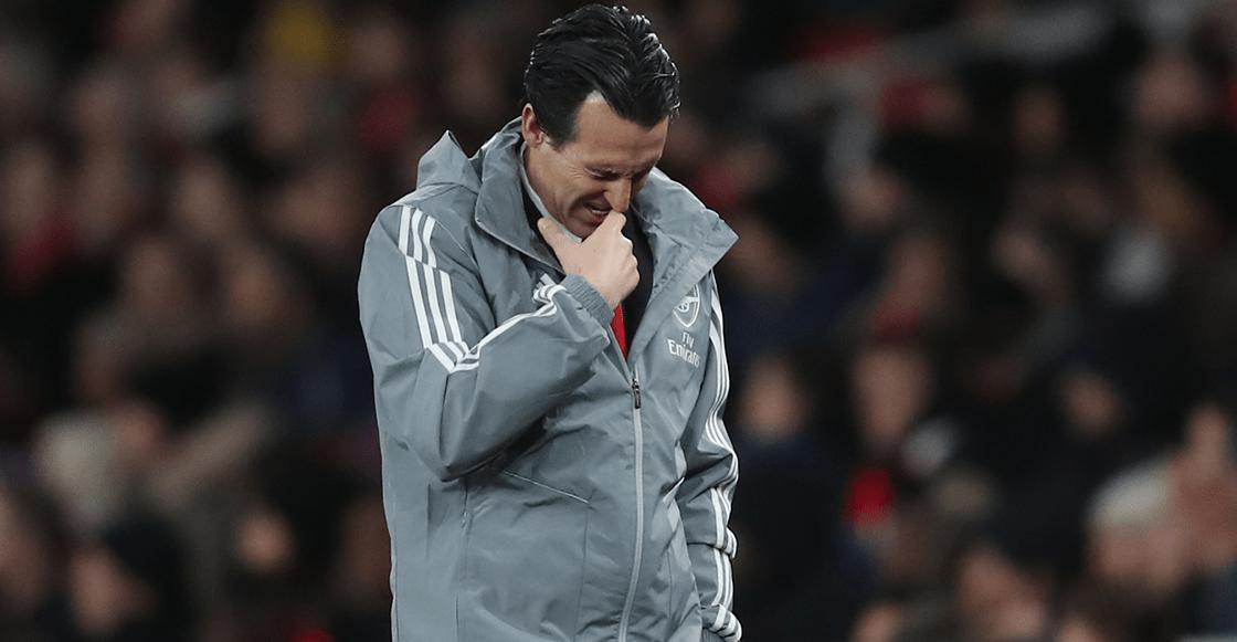 ¡OFICIAL! Arsenal le dio las gracias a Unai Emery