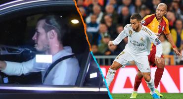 La última de Bale: Abandonó el Bernabéu antes de finalizar el Real Madrid-Galatasaray