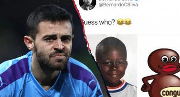 Bernardo Silva fue multado y suspendido por comparar a Mendy con un 'Conguito'