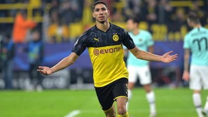 Los goles de la épica remontada del Borussia Dortmund sobre el Inter de Milán