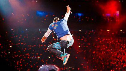 ¡Coldplay no va a salir de gira hasta que sea ecológicamente sustentable!