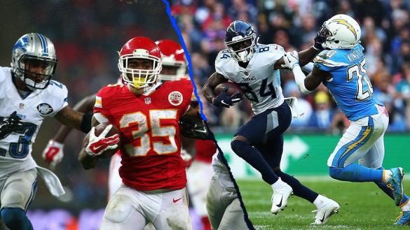 ¿Cómo les ha ido a Chiefs y Chargers jugando fuera de Estados Unidos?