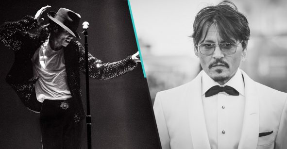 ¡Johnny Depp está produciendo un nuevo musical sobre la vida de Michael Jackson!