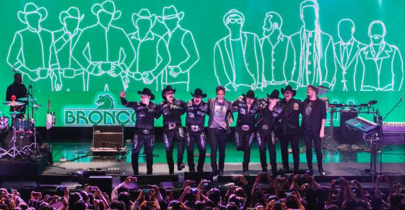 ¡Conciertazo! Así se puso el primer Silent Concert totalmente en vivo en México