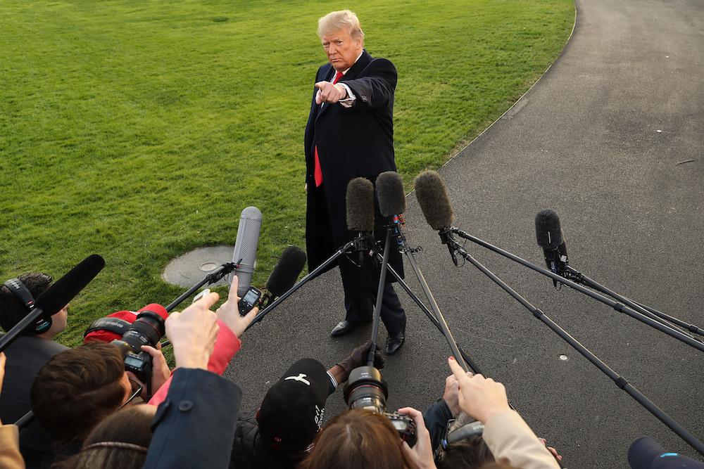 Donald Trump enfrentará al menos tres cargos en un juicio político
