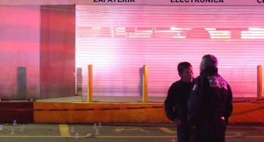 Una mujer y sus hijos fueron baleados en Ecatepec