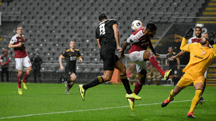 ON FIRE: Ve el gol de Raúl Jiménez al Braga en Europa League