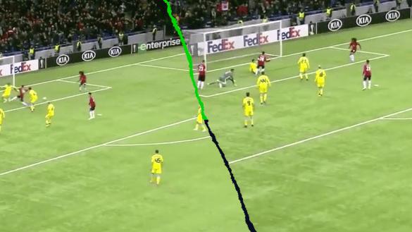 De no creer: El OSOTE de Tahith Chong en el Astana vs Manchester United