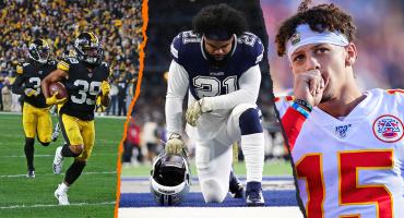 El nuevo 'Fitzmagic', el peor Elliott y ya no hay invictos: 7 puntos para resumir la Semana 10 de la NFL